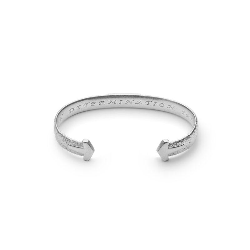 Sterling Silver 935 Cuff Armband Bracelet 2