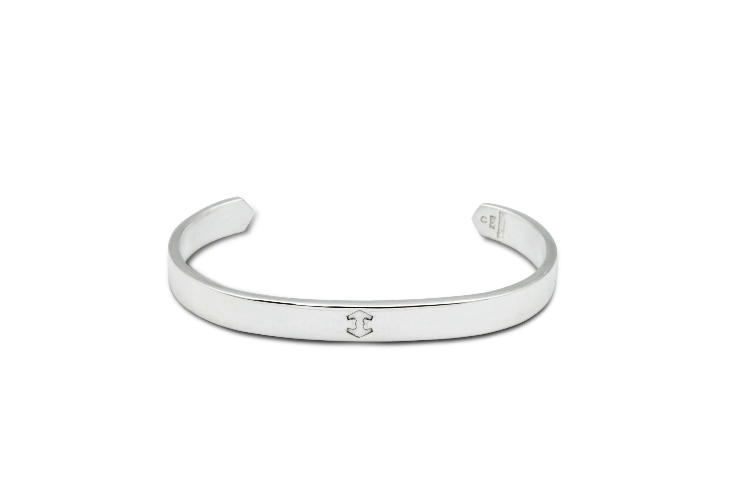 HALO Arc armband i 100% återvunnet sterling silver 935 2