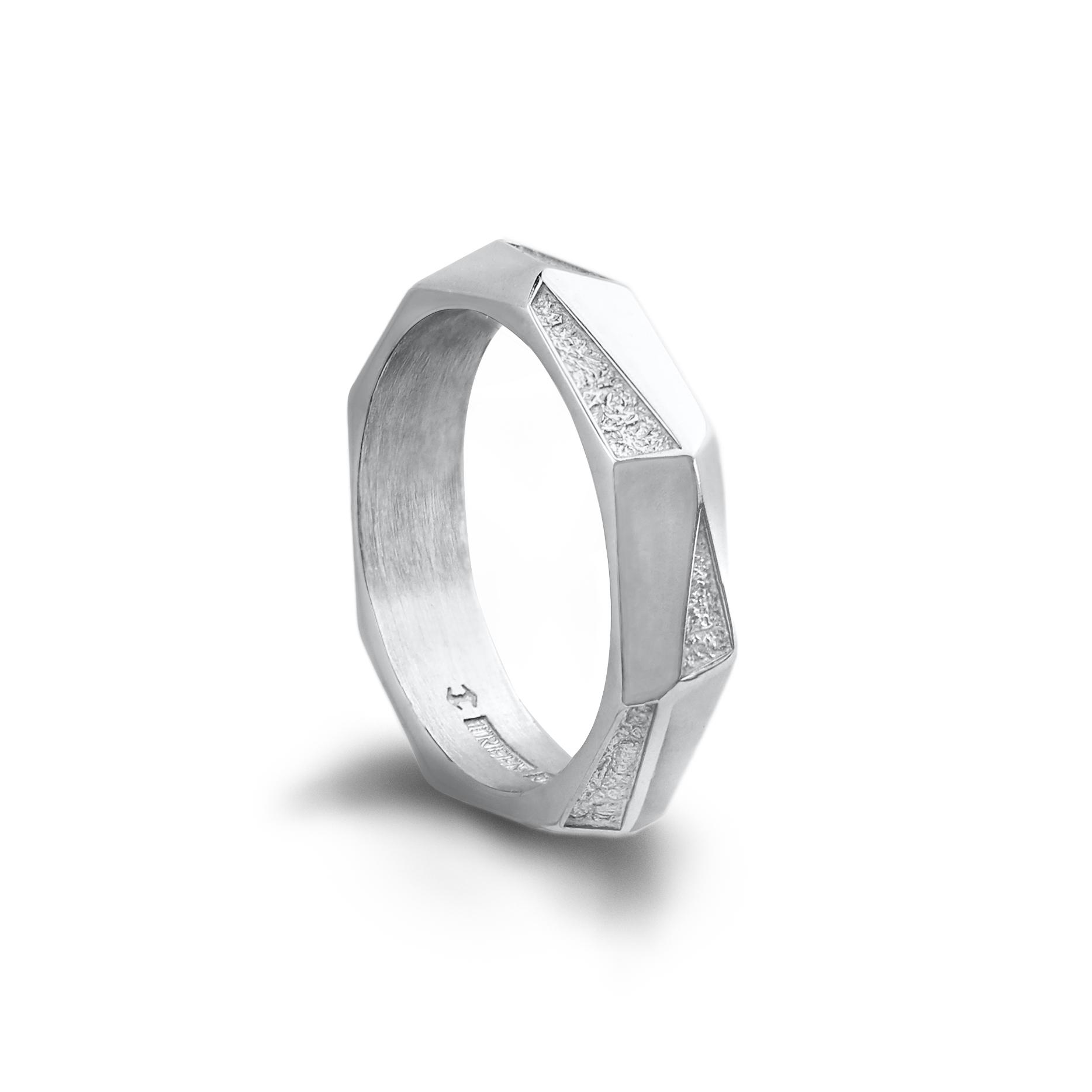 arktik arktis ring sterling silver 935
