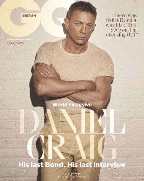gq daniel craig cover